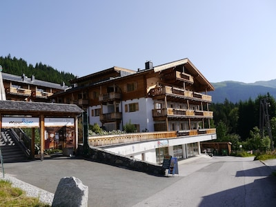Die Panorama Chalets am Pass Thurn