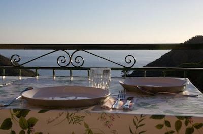 Colle D'orano, Marciana, Toscane, Italie