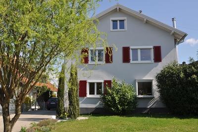 Heitersheim, Bade-Wurtemberg, Allemagne