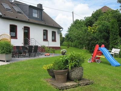 Brandscheid, Rijnland-Palts, Duitsland