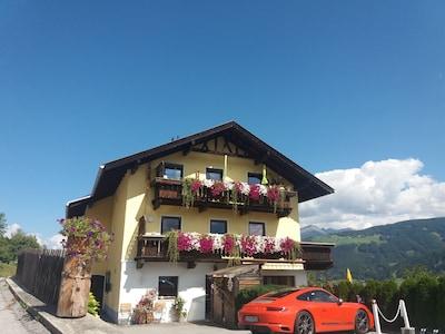 Telfes im Stubai, Tyrol, Autriche