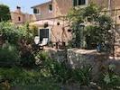 Terrasse und Garden