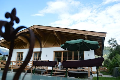 Golfclub Zell am See-Kaprun, Zell am See, Salzburg (staat), Oostenrijk