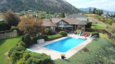 Sumac Ridge Estate Winery, Summerland, British Columbia, Canada