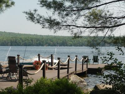 Green Lake, Ellsworth, Maine, United States of America
