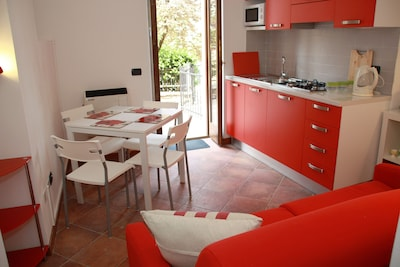 Lounge,  dining room & kitchen