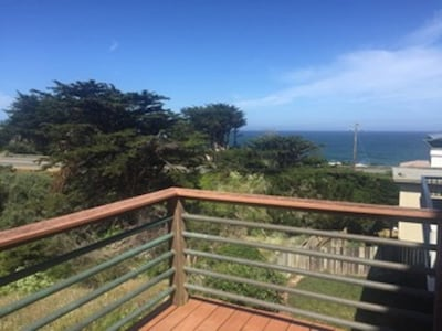 Gray Whale Cove State Beach, Montara, Californie, États-Unis d'Amérique