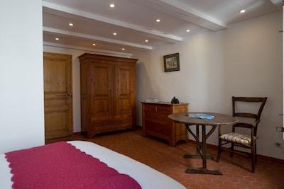 1er niveau : Chambre.