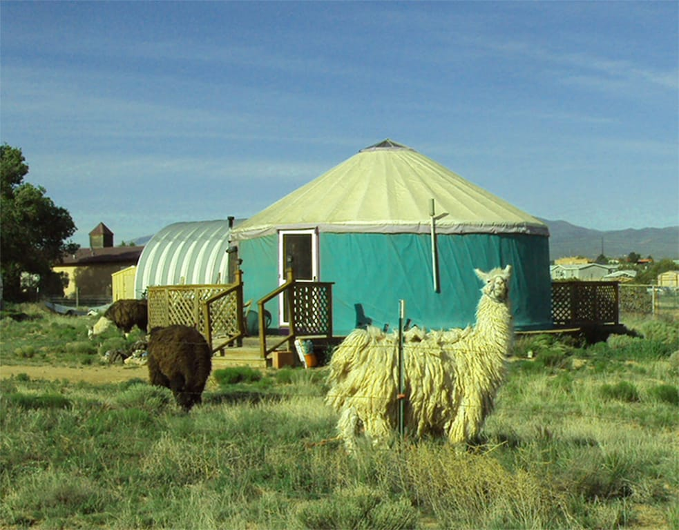 Beautiful Yurt With Amazing Views Santa Fe Yurts give you the joy that comes from that camping experience with all the comforts of home. beautiful yurt with amazing views santa fe