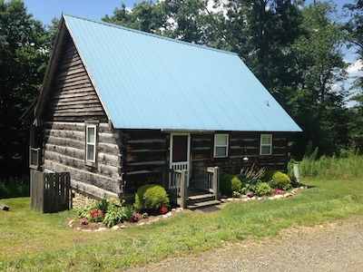 Welcome to Crooked Road Cabin