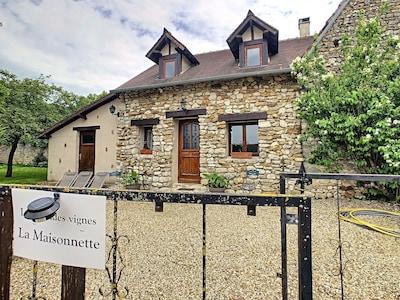 maison de vacance la maisonnette normandie