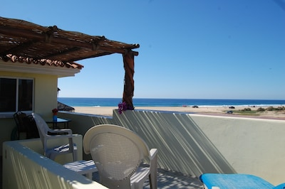There are 2 private terraces, perfect for sunbathing and relaxing!
