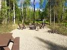 Amazing outdoor area.