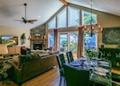 Lovely Updated Mountain Home in Excellent Upscale location