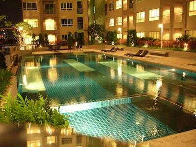 Swimming pool 25 meters