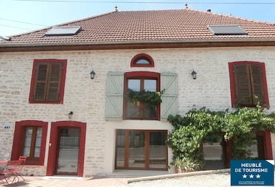 Vairé, Département Doubs, Frankreich