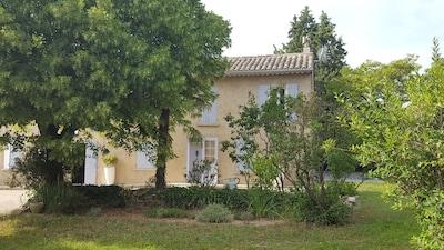 Résidence Provence Country Club, Saumane-de-Vaucluse, Département Vaucluse, Frankreich