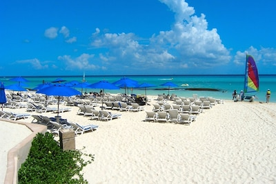 Included in our rental is access daily to Reef Club & all of it's amenities
