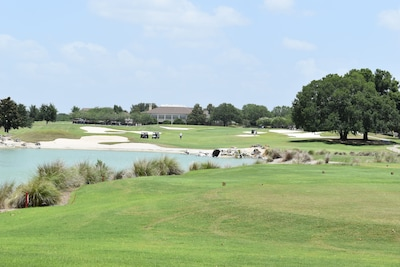 Glenview Golf and Country Club - views as you arrive along Talley Ridge Drive.