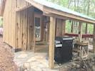 Lake Storage and Outdoor Kitchen