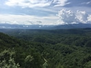 A View from the Top - awesome unobstructed view from the cabin.
