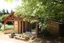Bâtiment Jacuzzi et Sauna.