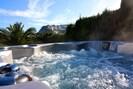 Spa chauffée privée (optionnel frais d'utilisation par séjour du 150 euros)