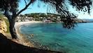 La plage de Portissol