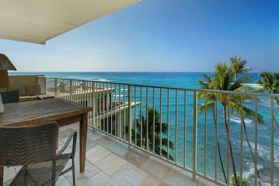 Diamond Head Beach Hotel, Honolulu, Hawaii, United States of America