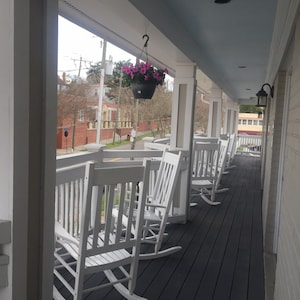 Delightful Front Porch