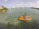 Paddle Boards available exclusively for use of guests of Villa BB1 Only