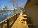 Your Balcony & Partial View Of Norris Lake