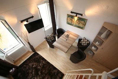 Studio di lusso con WiFi a Bordighera centro storico