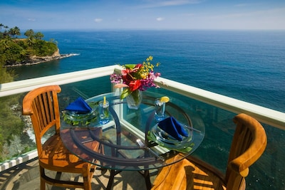 The perfect setting for the perfect meal