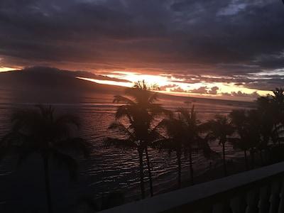 Maui Sandy Beach, Lahaina, Hawaii, United States of America