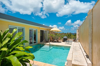 Welcome to Serenity - Your Private Caribbean Pool Villa!