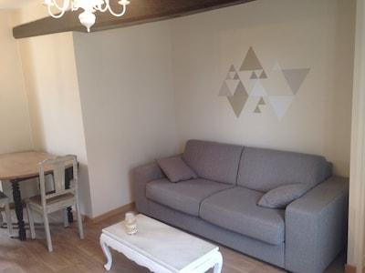 Espace salon