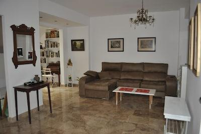 casa con encanto centro histórico de Almería