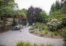 Enjoy the garden and patio