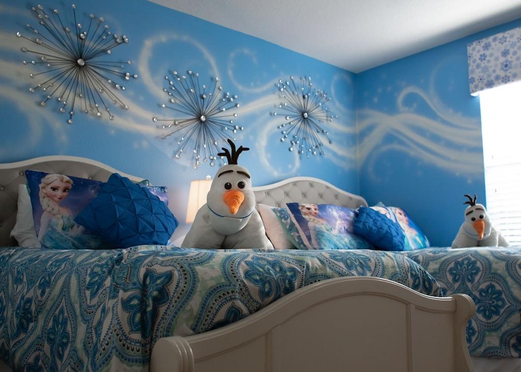 Clean Frozen Resort Retreat W Private Pool Baby Gear Near Disney World Four Corners