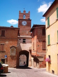 Marciano della Chiana, Toscane, Italië