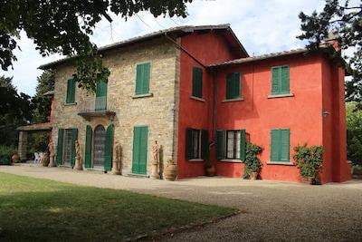 Villa con Vista su Firenze