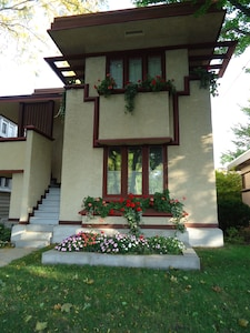 Frank Lloyd Wright American System-Built Home, Milwaukee, Wisconsin, United States of America
