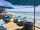 Massive ocean views from balcony