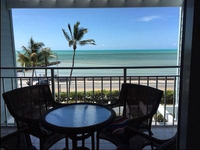 Enjoy direct ocean views.