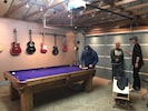 Everybody is loving our new game room