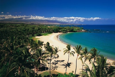 World Famous Mauna Kea Beach 8 mins away!