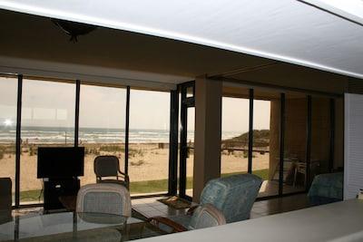 Beach View...Ground Floor Beachfront!!!