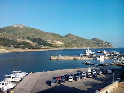 ATTICO SPLENDIDO FRONTE MARE ED IN CENTRO STORICO conTerrazzo Superpanoramico