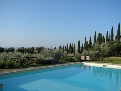 San Giustino Valdarno, Loro Ciuffenna, Toscane, Italie